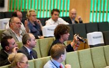 Brisbane Delegates in Session