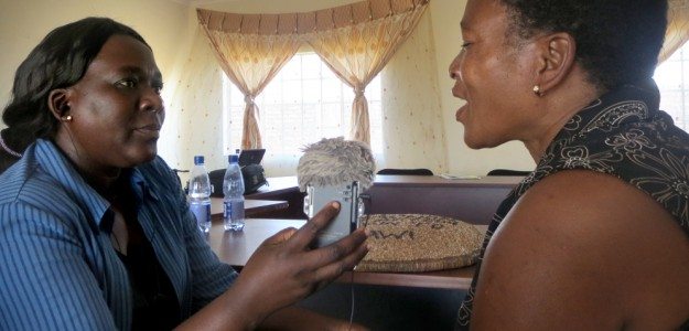 Developing women's voices in East African media
