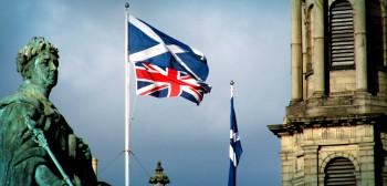 Scotland-flags