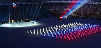 Sochi opening