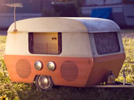 Radio-caravan